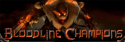 FilePlanet で『Bloodline Champions』の Closed Beta key 配布中