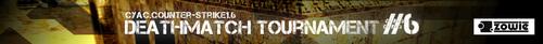 『第 6 回カウンターストライク 1.6 デスマッチトーナメント(CCDT6)』で Sion 選手が優勝