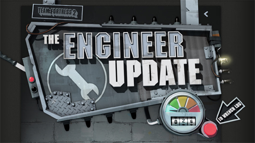 Enginner 用アンロックアイテム第 3 弾はミニセントリーガンを設置できる『The Gunslinger』