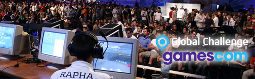 『Global Challenge Gamescom』Quake Live 部門の招待プレーヤー発表