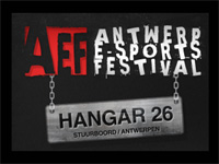 Call of Duty4 & Wolfenstein:Enemy Territory 大会『Antwerp Esports Festival 2010』開催中