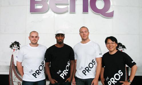『ZOWIE GEAR』と『BenQ』がゲーミングモニタの共同開発を発表、プロゲーマー SpawN と HeatoN が開発に参加
