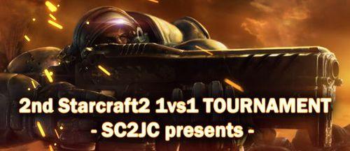 Starcraft2 JP Community 主催『第 2 回Starcraft2 1vs1 TOURNAMENT Stage 4』結果