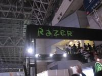 『Razer』ブース で行われた Counter-Strike1.6 エキシビジョンマッチ WeMade FOX vs Vae Victis 試合結果
