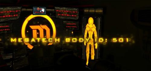 ムービー 『Megatech Body ID: 501』