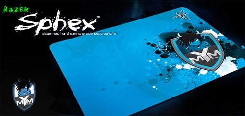ゲーミングマウスパッド『Razer Sphex Meet Your Makers Edition』販売開始