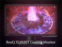 ゲーミングモニタ『BenQ XL2410T』の新プロモーションムービー公開