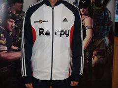 『2010 Special Force World Championship in KOREA』日本代表 Racpy のユニフォームデザインが公開