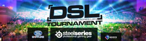 StarCraftII大会『DreamHack SteelSeries LAN-tournament』参加選手情報