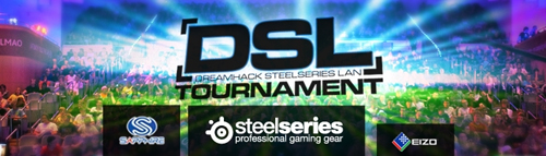 StarCraftII大会『DreamHack SteelSeries LAN-tournament』参加選手、予選情報