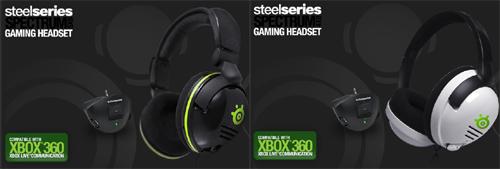 『SteelSeries』がマルチプラットフォームのゲーミングヘッドセット『SteelSeries Spectrum』シリーズの値下げを発表