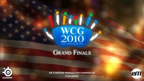 ムービー『WCG 2010 Presented by SteelSeries』