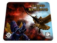 SteelSeries がゲーミングマウスパッド『SteelSeries QcK+ Heroes of Newerth Edition』を発表