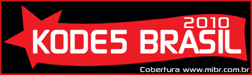 『KODE5 2010 Global Final』ブラジル予選で CNB-Gaming が優勝