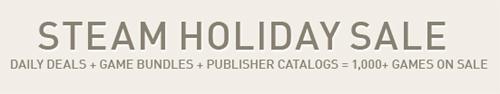 『Steam Holiday Sale』9 日目の日替わりタイトル発表