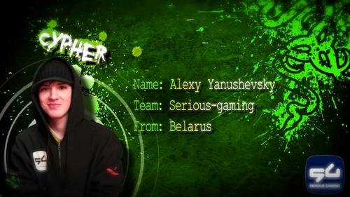 ムービー『Razer – Cypher』
