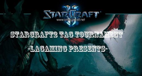 StarCraft2 の 2vs2 大会『StarCraft2 TagTournament』を 2 月 5 日(土) に開催