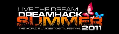 DreamHack が 2011~2012年の開催日程を発表