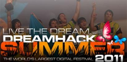 『DreamHack』が 2011 年シーズンの賞金総額を発表、オフィシャルゲーム第 1 弾が 2 月 4日のライブ中継で明らかに
