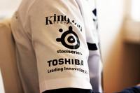 SK Gaming が Toshiba と 3年間のスポンサー契約を締結