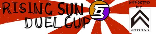 賞品付き Warsow 1v1大会『RISING SUN DUEL CUP Season 1』の決勝トーナメント進出者が決定