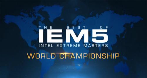 ムービー『The Best Of: IEM5 World Championship – Presented by SteelSeries』