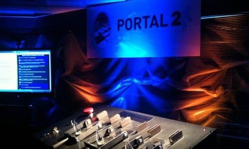 『Portal2』が Steam にて予定よりも早く正式リリース