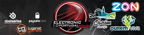 『Electronic Portugal Tour 3』で k1ck が優勝