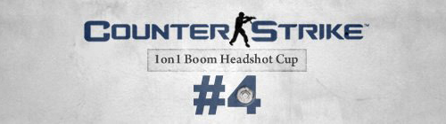 『CS 1on1 Boom Headshot Cup # 4』で barusa 選手が優勝
