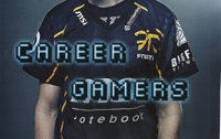 雑誌『Wired Magazine』のイギリス版にプロゲームチーム FnaticMSI が登場「CARREAR GAMERS」Part 1/4