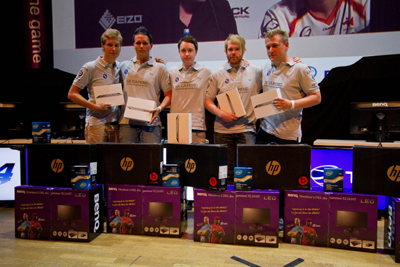 『Inferno Online League FINAL4』で SK Gaming が優勝