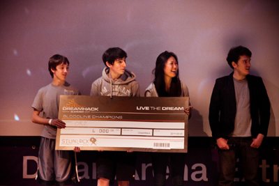 『DreamHack Summer 2011』Bloodline Champions 部門で紅一点「Orz」が優勝