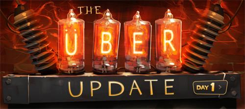 『Team Fortress 2』の大型アップデート『The Uber Update』が 2011 年 6 月 23 日(木)にリリース