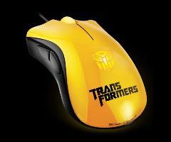 『Razer』が『Transformers: Dark of the Moon』とのコラボゲーミングデバイスを発表
