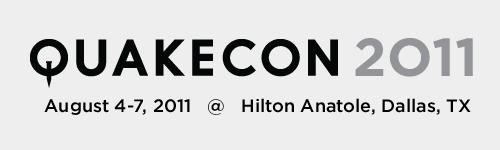 BRZRK 氏が 11 年ぶりに QuakeCon2011 に参加