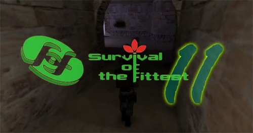 ムービー『Survival of the fittest - 11 FragHighlight Movie』