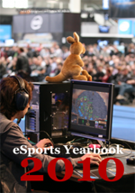 eスポーツに関する電子書籍『eSports Yearbook 2010』リリース