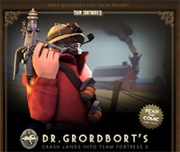 『Team Fortress 2』アップデート(2011-07-20)、Dr. Grordbort's Victory Pack 用アイテムが追加