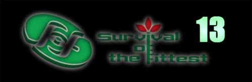 ムービー『Survival of the fittest – 13 FragHighlight Movie』
