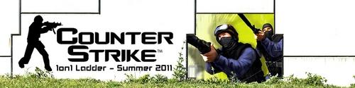 『CS 1.6 1on1 Ladder Summer 2011』 8 月 4 日~ 10 月 4 日に開催