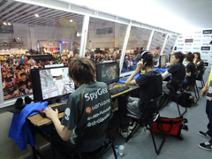 UHS Athlete が『2011 Wayi Carnival』にて行われた Special Force Classic で準優勝