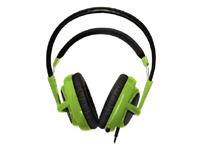 ゲーミングヘッドセット『SteelSeries Siberia v2 Green』が 10,980円で本日より発売開始