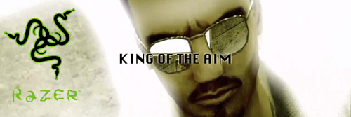 Counter-Strike:Source の 1vs1 大会『King of The AIM』に Razer が賞品を提供