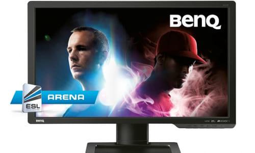 『BenQ』が『Intel Extreme Masters』の公式サプライヤーとなり公式競技モニタに BenQ XL2410T が採用