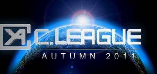 CyAC 主催のラダーリーグ『C.LEAGUE Autumn 2011』が 10 月1 日(土)より開催