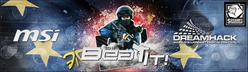 『DreamHack MSI BEAT IT CS 1.6 NA Qualifier #1』で Evil Geniuses が優勝