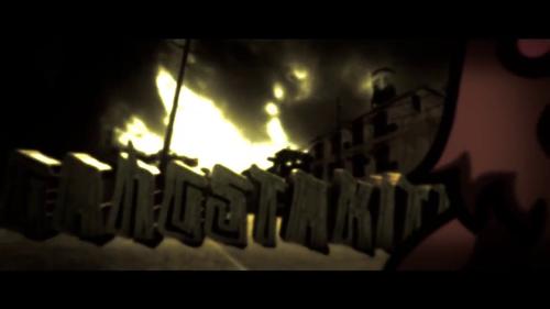 ムービー『Gangsta Kitty 2011 By Or1on & Kyoshi』