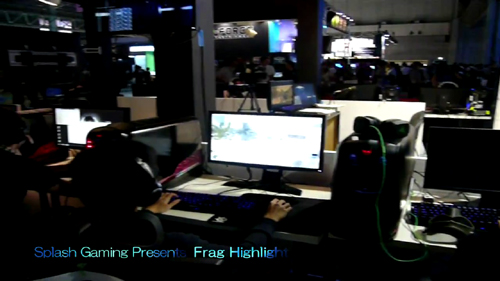 ムービー『Splash Gaming - Frag Highlight』