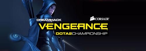 『DreamHack Corsair Vengeance Dota 2 Championship』が 11 月 25 日(金)~ 26 日(土)に開催