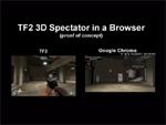 ブラウザで『Team Fortress 2』の観戦ができる技術デモが公開される